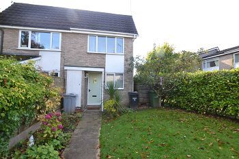 Thumbnail 2 bed semi-detached house to rent in Aylesbury Close, Tytherington, Macclesfield