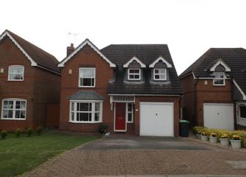 Thumbnail 4 bed detached house for sale in Hill Top View, Sutton-In-Ashfield, Nottinghamshire, Notts