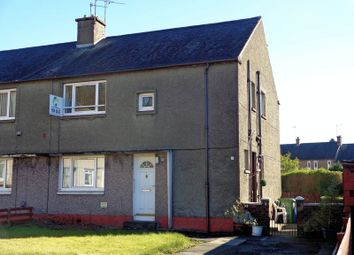 Thumbnail 2 bed flat for sale in Lomond Street, Alloa