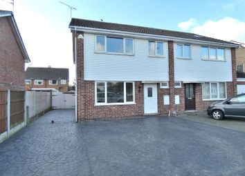 Thumbnail 3 bed semi-detached house for sale in Collingwood Road, Long Eaton, Nottingham