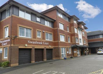 Thumbnail 1 bed flat for sale in Swanbrook Court, Maidenhead