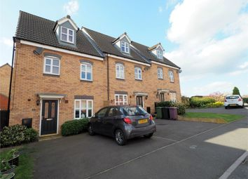 Thumbnail 4 bedroom end terrace house for sale in Strutts Close, South Normanton, Derbyshire