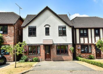 Thumbnail 4 bed detached house for sale in Buttermere Drive, Camberley