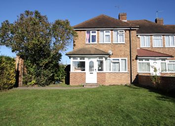 Thumbnail 3 bed semi-detached house for sale in New Peachey Lane, Uxbridge