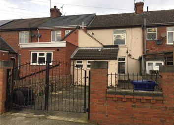 3 bed terraced house for sale in South Street, Highfields, Doncaster DN6