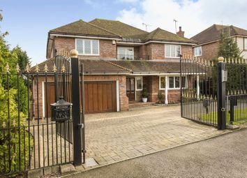 Thumbnail 6 bed detached house for sale in Burton Lane, Goffs Oak, Waltham Cross