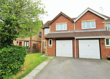 Thumbnail 3 bed semi-detached house for sale in Pentridge Way, Totton, Southampton