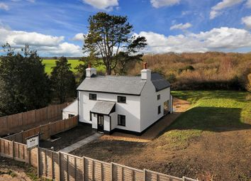 Thumbnail 4 bed detached house for sale in Canterbury Road, Swingfield, Dover