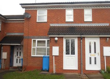 Thumbnail 2 bed property to rent in Ashdale Close, Huntington, Cannock