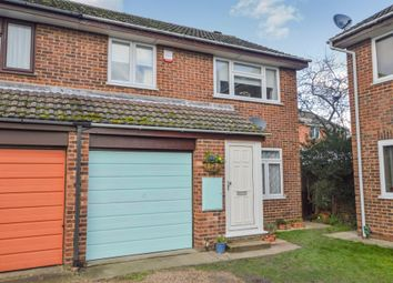 Thumbnail Semi-detached house for sale in Viburnum Close, Ashford