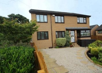 Thumbnail 4 bed semi-detached house for sale in Ross Drive, Airdrie, North Lanarkshire