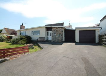 Thumbnail 3 bed detached bungalow for sale in Seaview Road, Portishead