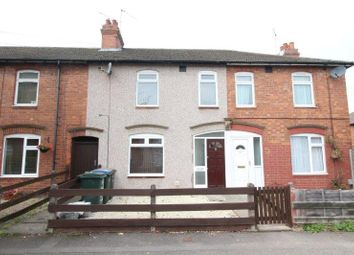Thumbnail 3 bed terraced house to rent in Fowler Road, Radford, Coventry