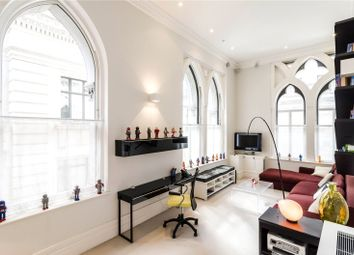 Thumbnail 1 bed flat for sale in Lothbury, London