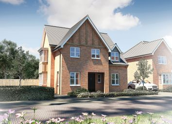 "Thumbnail 4 bedroom detached house for sale in ""The Malham"" at Pershore Road, Evesham"