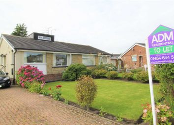 Thumbnail 2 bed semi-detached bungalow to rent in Wentworth Drive, Bradshaw, Halifax