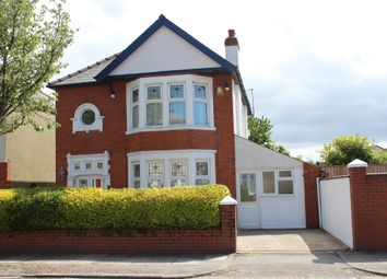 Thumbnail 3 bed detached house for sale in Rhydhelig Avenue, Heath, Cardiff