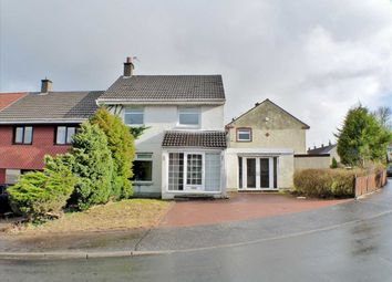 Thumbnail 3 bed terraced house for sale in Crawford Drive, Calderwood, East Kilbride
