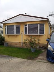 Thumbnail 2 bed property for sale in Beechfield Park, Hook Lane, Aldingbourne, Chichester