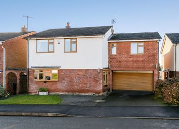 Thumbnail 6 bed detached house for sale in Vicarage Close, Blackfordby