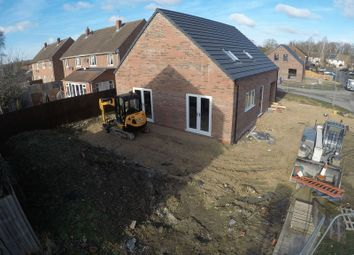 Thumbnail 4 bedroom bungalow for sale in Cheshire Lane, Witham St. Hughs, Lincoln