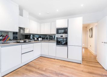 Thumbnail 3 bed flat for sale in Woodside Apartments, Canning Crescent, Wood Green