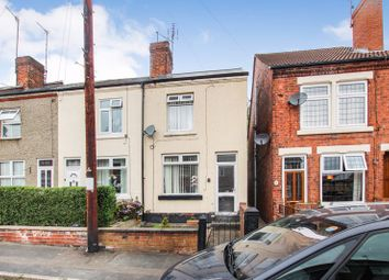 Thumbnail 2 bed end terrace house for sale in Burns Street, Heanor