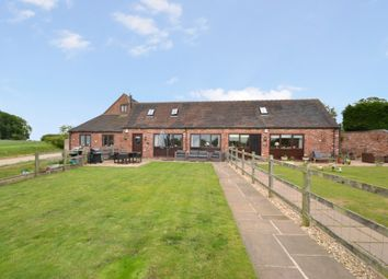 Thumbnail 3 bed barn conversion for sale in Barton Lane, Bradley, Stafford
