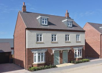 "Thumbnail 3 bed end terrace house for sale in ""Kennett"" at Mount Street, Barrowby Road, Grantham"
