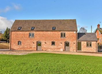 Thumbnail 4 bed barn conversion for sale in Sutton On The Hill, Ashbourne, Derbyshire