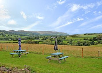 Thumbnail 8 bed detached house for sale in A40, Llanhamlach, Brecon, Powys