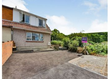 Thumbnail 3 bed bungalow for sale in Brookfield Road, Maesteg