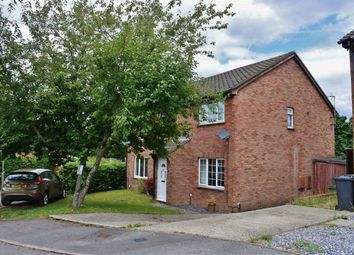 Thumbnail 2 bed semi-detached house to rent in Maw Close, Basingstoke