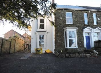 Thumbnail 5 bed semi-detached house for sale in Llangyfelach Road, Treboeth, Swansea