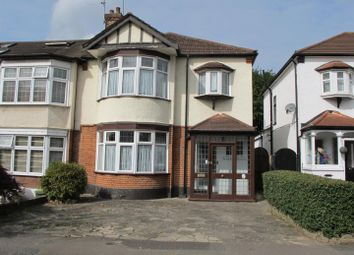 Thumbnail 3 bed end terrace house for sale in Bushey Avenue, London