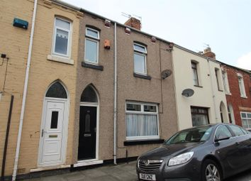 Thumbnail 3 bed terraced house for sale in Alston Street, Hartlepool