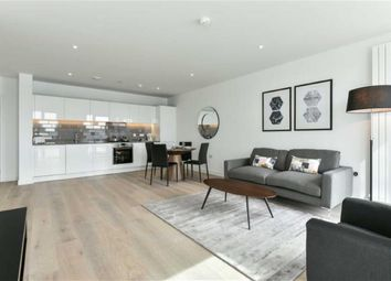 Thumbnail 2 bed flat for sale in Flagship House, Royal Wharf, London