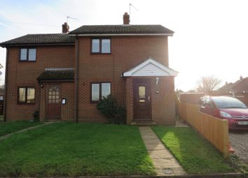 Thumbnail 2 bed property to rent in The Common, Freethorpe