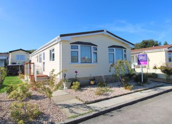 Thumbnail 2 bed mobile/park home for sale in Andrew Crescent, Hill Tree Park, Crosland Hill, Huddersfield