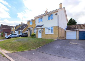 Thumbnail 3 bed semi-detached house for sale in Prince William Drive, Tilehurst, Reading, Berkshire