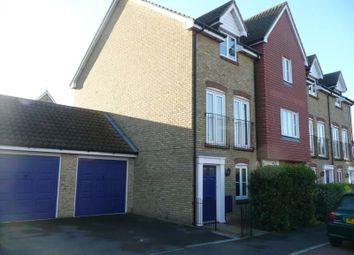 Thumbnail 3 bed property to rent in Guernsey Way, Kennington, Ashford