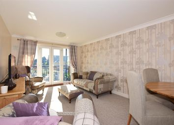 Thumbnail 2 bed flat for sale in Clifton Marine Parade, Gravesend, Kent
