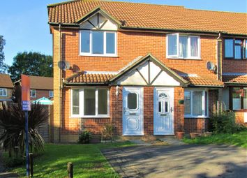 Thumbnail 2 bedroom end terrace house for sale in The Foxgloves, Hedge End, Southampton