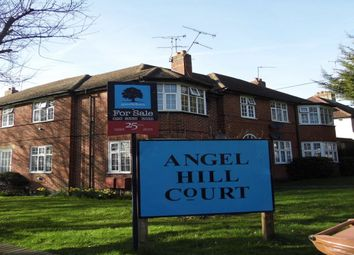 Thumbnail 1 bed flat for sale in Angel Hill, Sutton