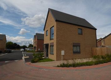 Thumbnail 3 bed semi-detached house to rent in Winscar Road, Lakeside, Doncaster