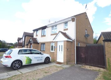 Thumbnail 2 bed semi-detached house to rent in Hunting Gate, Colchester