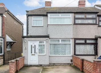 Thumbnail 3 bed semi-detached house for sale in Third Avenue, Dagenham