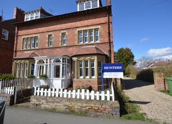 Thumbnail 2 bed flat for sale in West Avenue, Filey