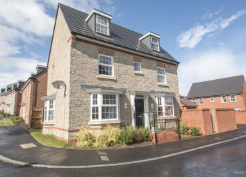 Thumbnail 4 bed detached house for sale in Fieldfare Close, Keynsham, Bristol