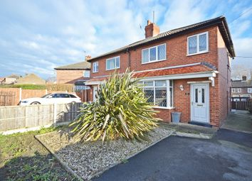 Thumbnail 3 bedroom semi-detached house for sale in Leeds Road, Lofthouse, Wakefield